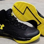 Curry 1 Black Yellow
