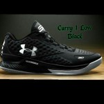 Curry 1 Low Two Adays Black