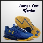 Curry 1 Low Warrior