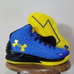 Curry 1 Warrior