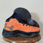 Curry 2.5 Black Orange