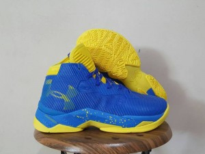Curry 2.5 Blue Yellow