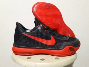 Sepatu Basket Kobe 10 Bright Crimson