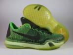 Sepatu Basket Kobe 10 Green Vino
