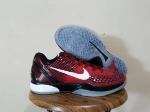 Sepatu Basket Kobe 6 Red