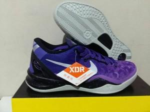 Sepatu Basket Kobe 8 Gradient Purple