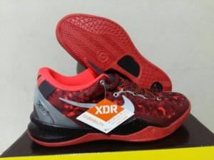 Sepatu Basket Kobe 8 Snake Red