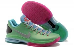 sepatu-basket-kd-5-elite-green-pink-300x199 Sepatu Basket KD 5 Elite Green Pink