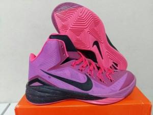Sepatu Basket Hyperdunk 2014 Pink