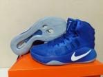Sepatu Basket Hyperdunk 2016 Blue White