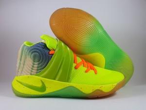 Sepatu Basket Kyrie 2 Fantasy Green