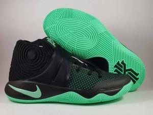 Sepatu Basket Kyrie 2 Green Glow