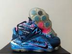 Sepatu Basket Lebron 12 Chromosomes