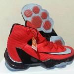 Sepatu Basket Lebron 13 Elite Red
