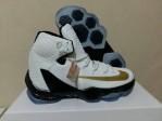 Sepatu Basket Lebron 13 Elite White