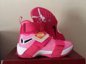 Sepatu Basket Lebron Soldier 10 Pink