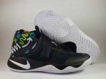 Sepatu Basket Kyrie 2 Black White