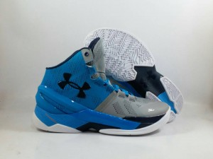 Curry 2 Electric Blue