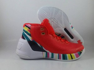 Curry 3 Chinese New Year