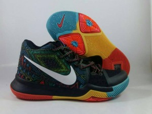 Kyrie 3 BHM Leaked