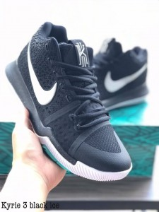 Kyrie 3 Black Ice