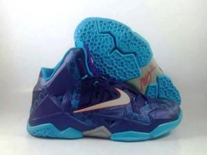 Sepatu Basket Lebron 11 Hornet