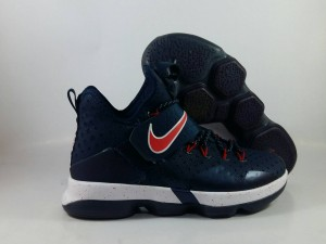 Lebron 14 USA Navy Blue