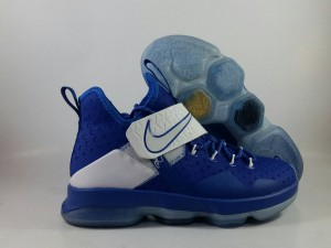 Lebron 14 Blue White