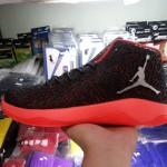 Jordan Ultrafly Black Red
