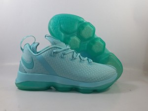 Lebron 14 Low Mint Green