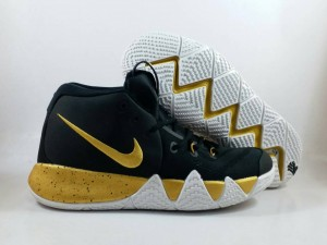 27034-300x225 Kyrie 4 Black White Gold