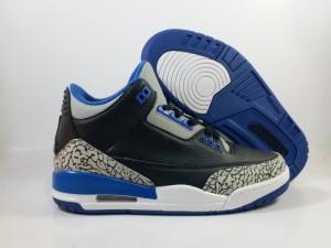 Jordan 3 Sport Blue