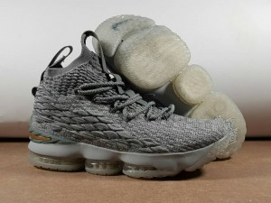 Lebron 15 City Edition Wolf Grey