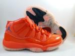 Jordan 11 Orange