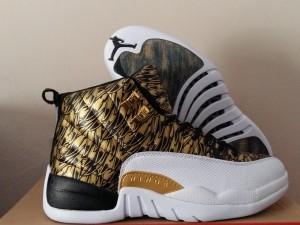 Jordan 12 Wings