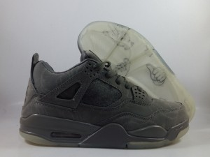 Jordan 4 Retro Kaws Grey