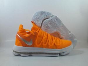 KD 10 Orange White