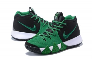 Kyrie 4 Green Black