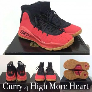 Curry 4 More Heart