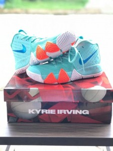 Kyrie 4 Power Is Female