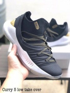 Curry 5 Take Over