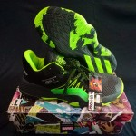 Adidas Don Issue Stealth Spiderman Marvel