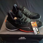 Adidas Harden Vol 4 Black Red