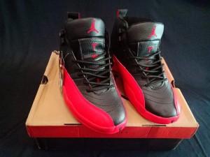 Jordan-12-High-Black-Red-1-300x225 Jordan 12 High Black Red
