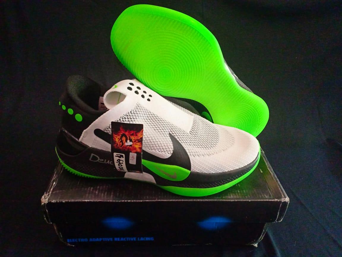 Nike Adapt Bb Jayson Tatum Warrior Solo Toko Basket Online