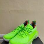 Sepatu Basket Curry 7 Sour Patch Kids Green