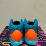 Sepatu Basket Kyrie 6 Oracle Aqua Orange Original