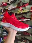 Sepatu Basket Curry 8 Low Cny Red