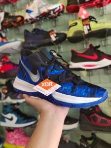 Sepatu Basket Kyrie 5 High Duke Blue Devils