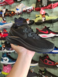Sepatu Nike Zoom Pegasus Black